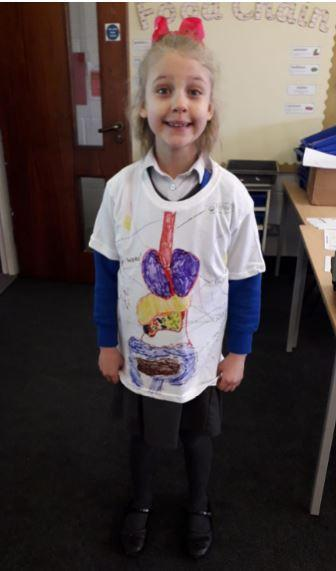 Check out Lyleigh's fantastic t-shirt!