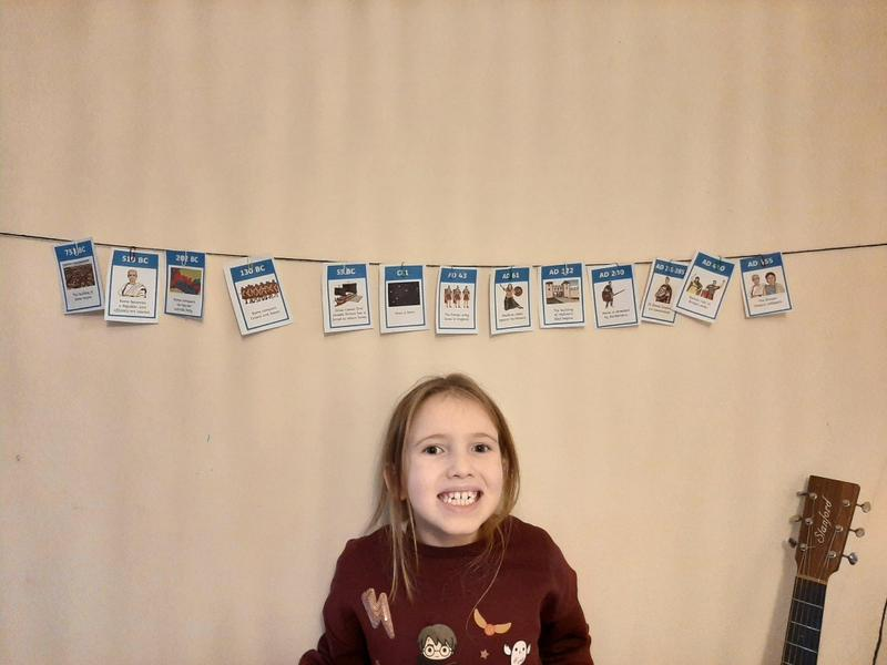 Great timeline Bethany!