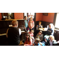 Singalong in the pub!