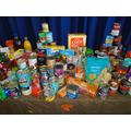 Food for the homeless at York Road Homeless Centre