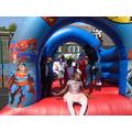 Bouncy castle time!