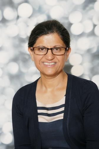 Mrs A Ujjal - Teaching & Learning Assistant