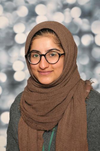 Miss H Zaman - Teacher