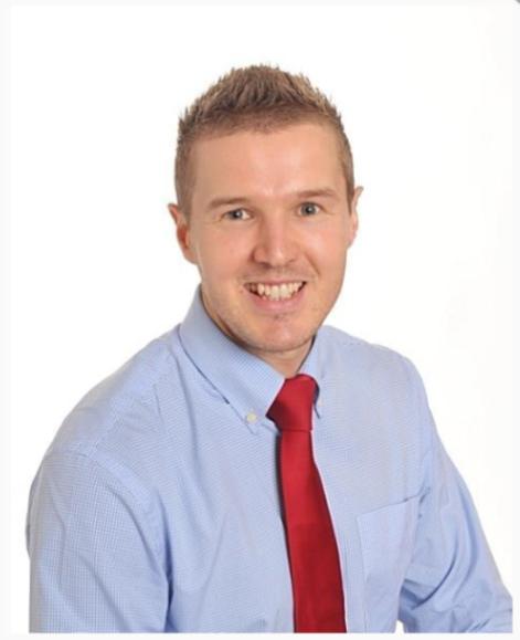 Simon Hesketh - Upper Juniors Leader