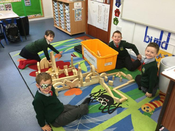Learning through play - Space Station