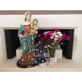 Eimear's beautiful May Altar