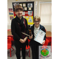 High Commendation for Erin Rice in Solo Violin