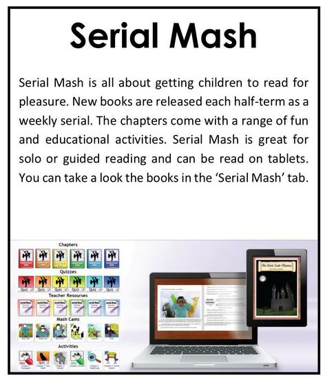 Online library on Purple mash
