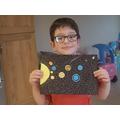 James' Solar Creation