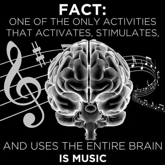 A good reason to learn music