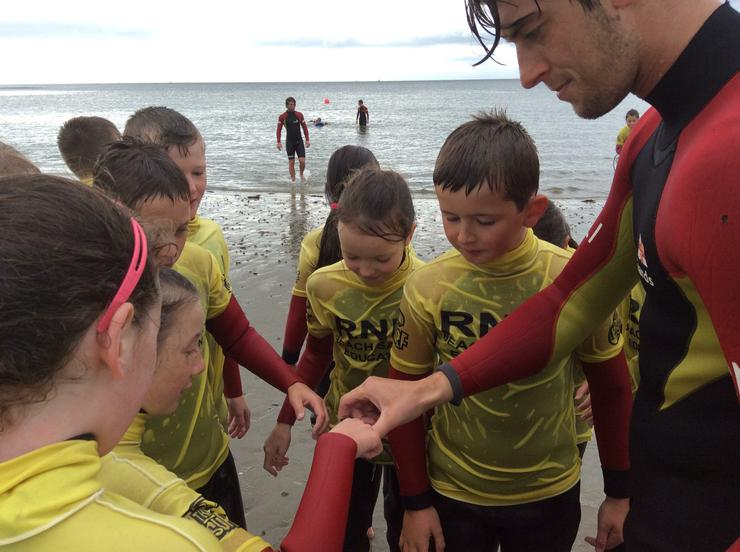 Beach Safety with RNLI