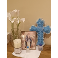 James' lovely May Altar.