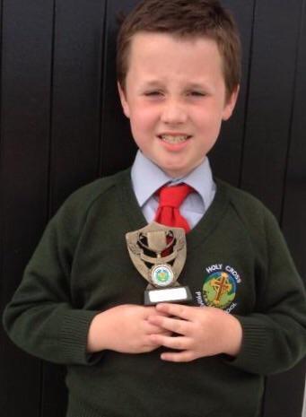 Nathan proud recipient of music award
