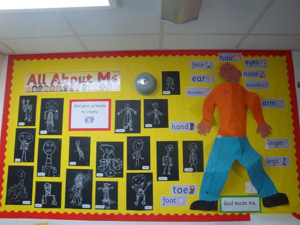 All About Me - Class 2