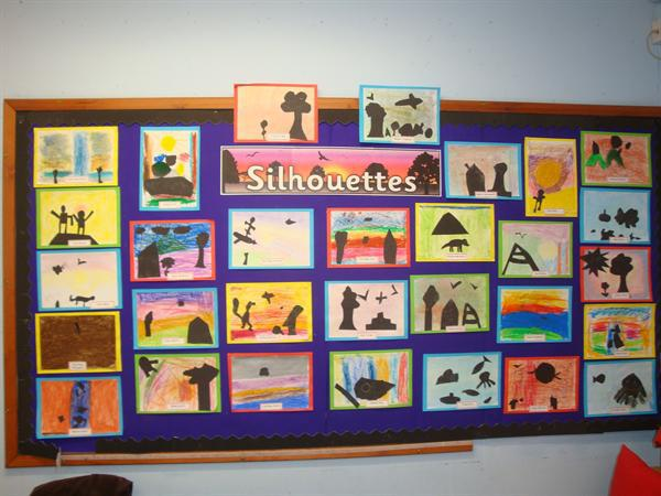 Silhouettes - Class 4