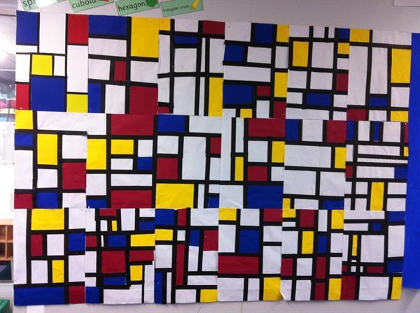 Mondrian - Class 7