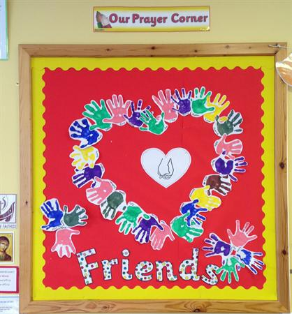 Friendship - Come and See - Class 1