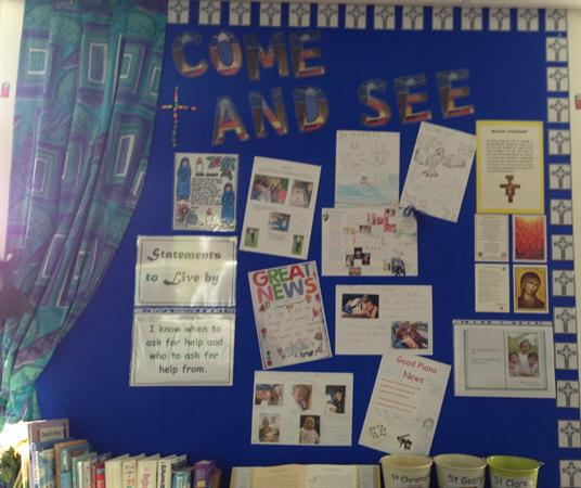Come and See - Class 3