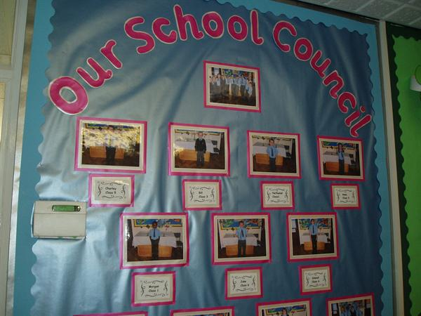The School Council 2009 - 2010