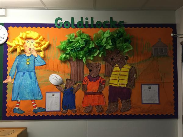 Goldilocks - Infant Library - Class 2