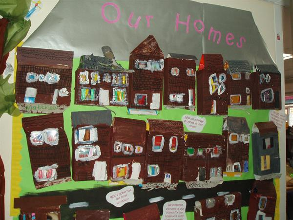 Our Homes - Class 2