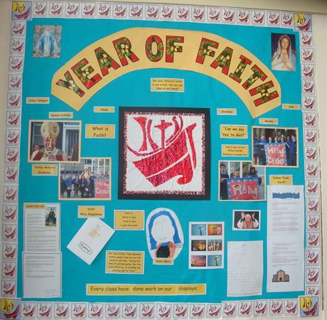 Year of Faith - Hall