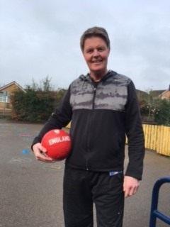 Mr Nigel Woolley - Sports Coach