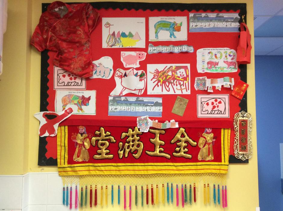 Chinese New Year - Reception - Miss Duong 2019