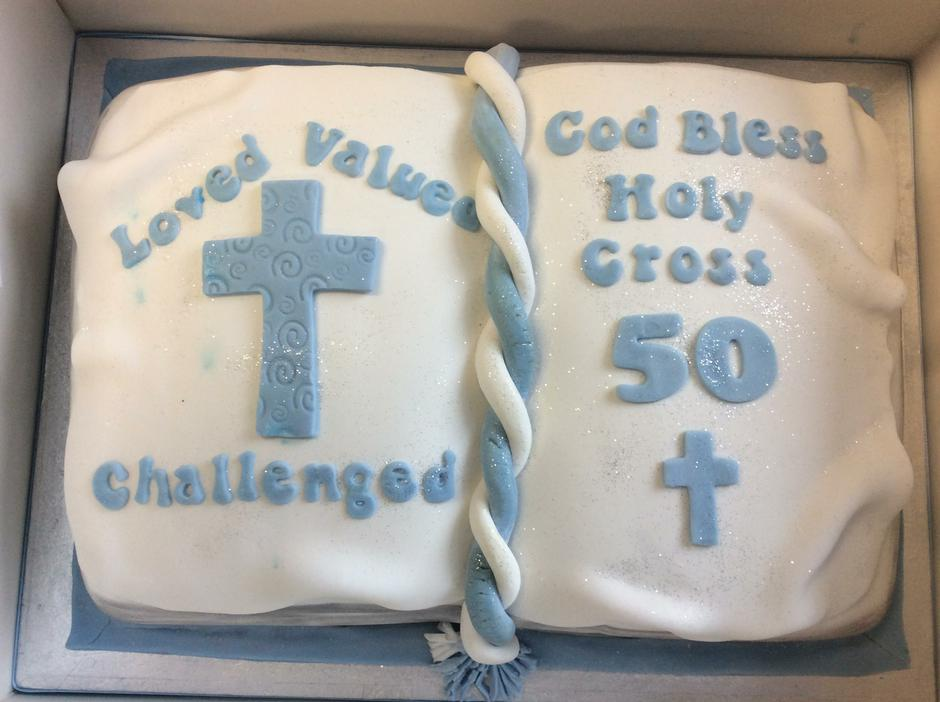 Happy 50th Birthday Holy Cross October 2017