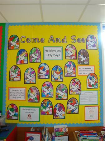 Pentecost - Come and See - Class 2