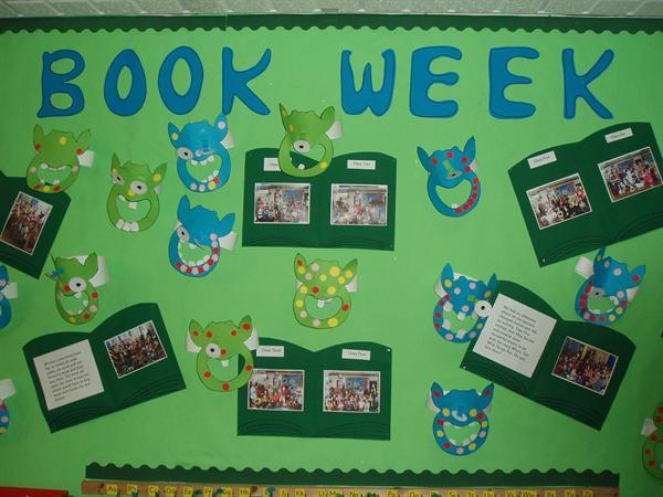 Book Week 2010