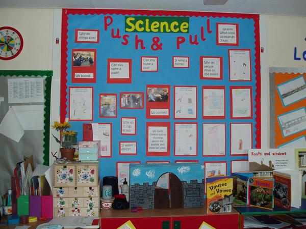 Science Push & Pulls - Class 2