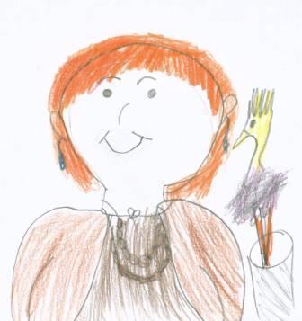 Mrs Butkevicius - Teacher, Class 3
