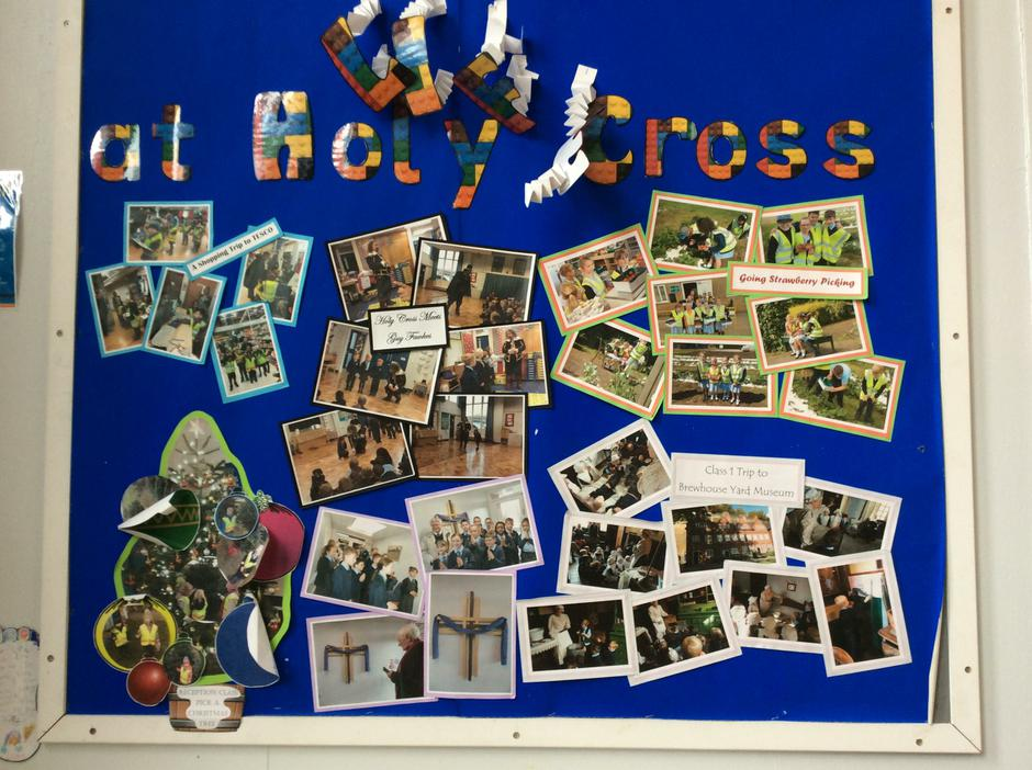 Life at Holy Cross - Hall - Mr Pascoe