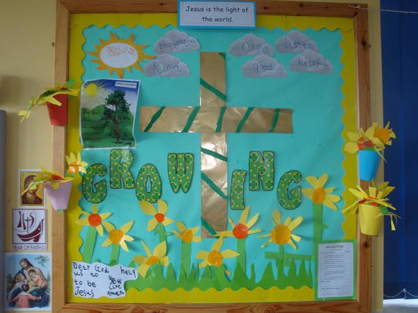 Growing - Come and See - Class 1