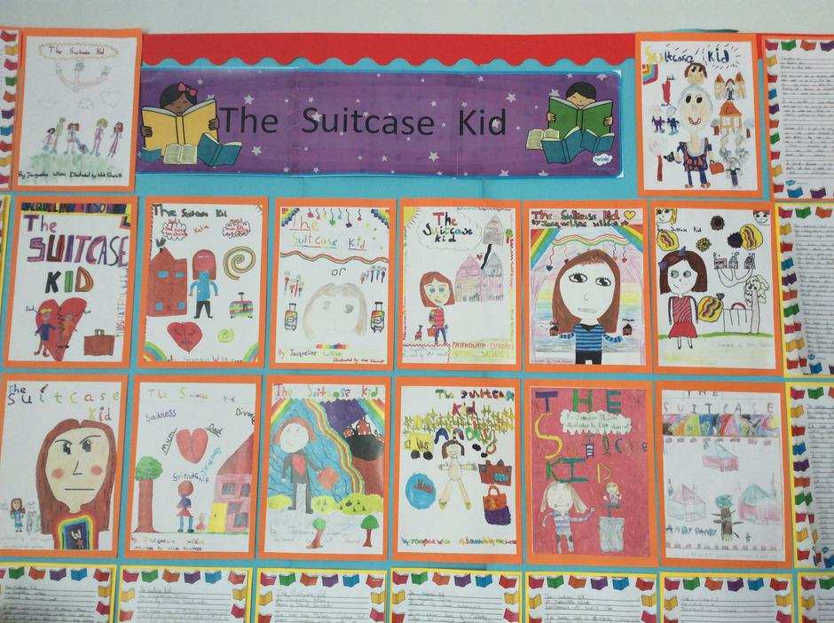 The Suitcase Kid - Class 4