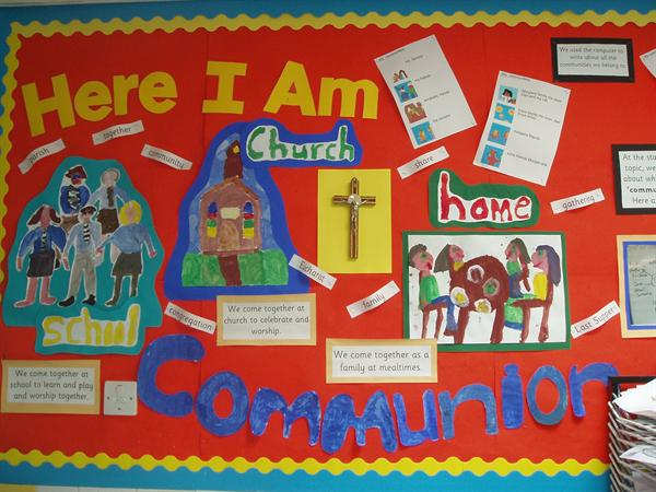 Here I Am - Communion by Class 3