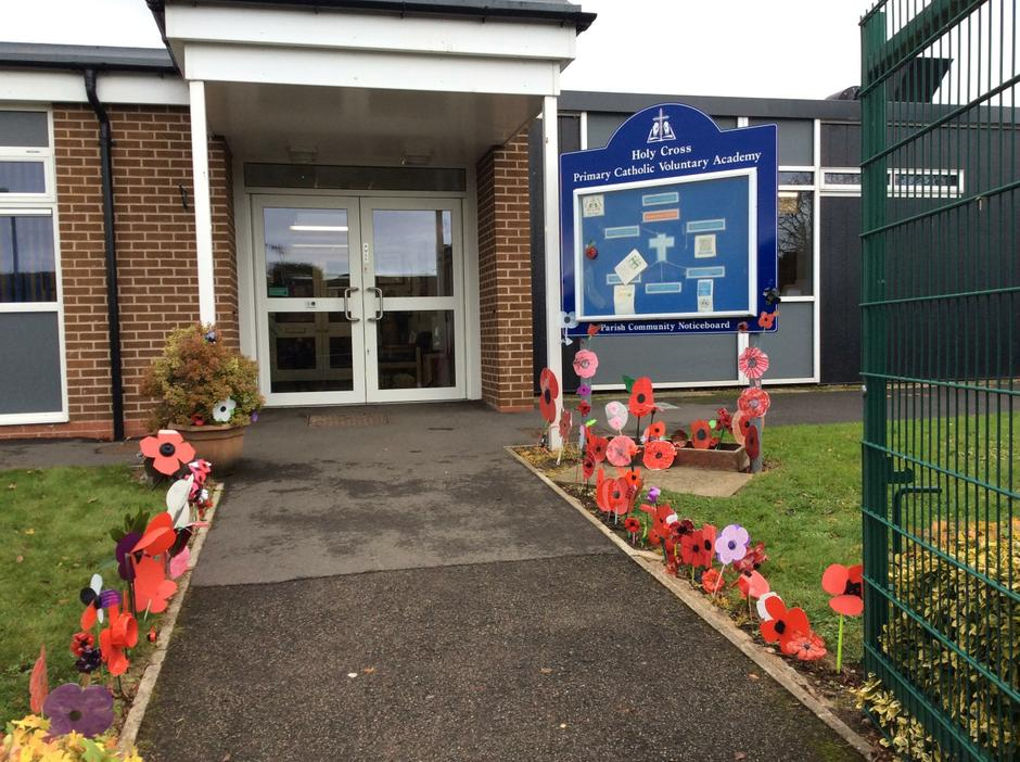 Remembrance 2018 - Centenary Entrance - Miss Duong