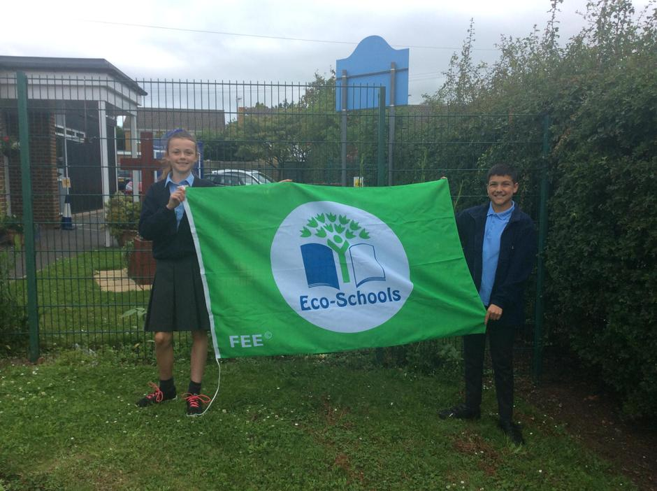 Our Green Flag