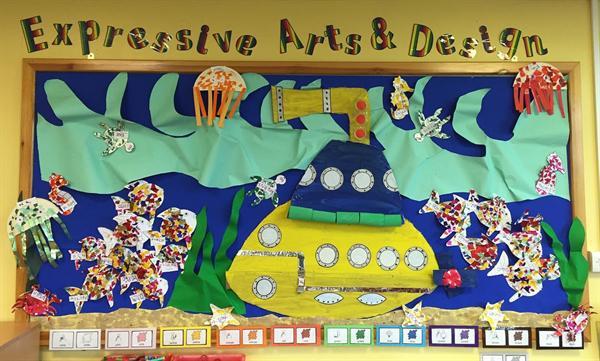 Expressive Arts - Class 1