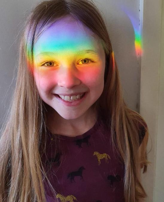 """""""Eye spy a rainbow 2"""" by Rose Y4"""