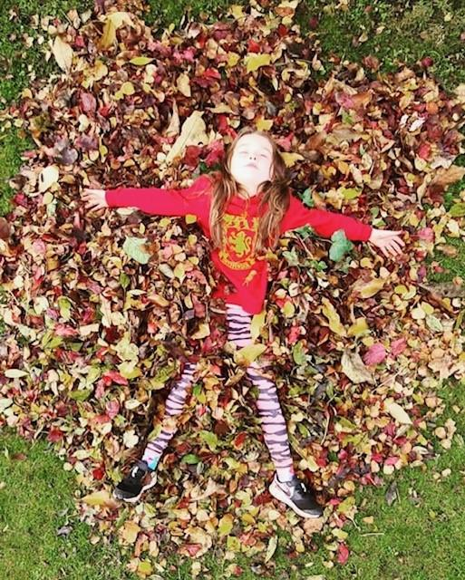 """""""Nature gives every season a beauty of it's own"""" Annabel Y2"""