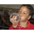 The Bubble workshop with Year 1