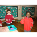 The Bubble workshop with Year 2