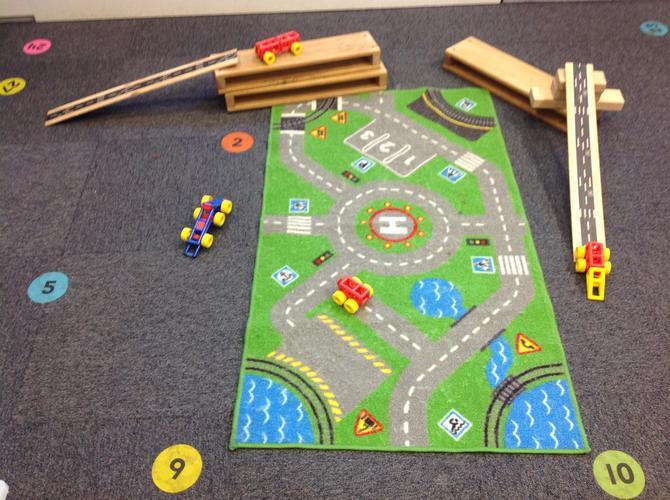 building car ramps