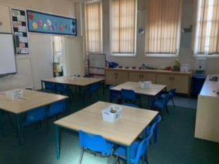 Middle Room Classroom