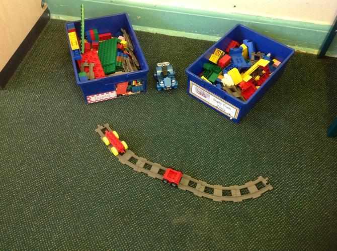 The trains are in Birch class.