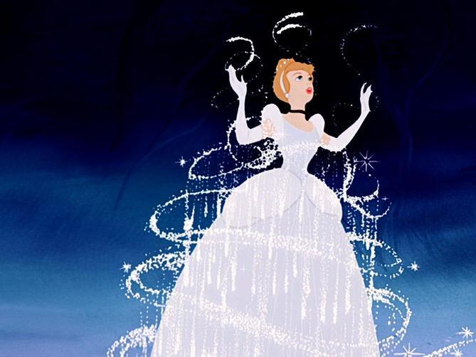 She likes Cinderella.
