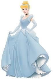 Her favourite character is Cinderella.