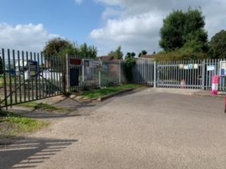 Zone 2 Gate